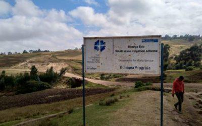 EIES pour des alternatives en matière d'approvisionnement en eau du projet de géothermie de Tulu Moye – Ethiopie