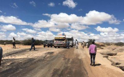 Rapport de cadrage du Projet de réhabilitation de la route Burao-Laalays – Somaliland