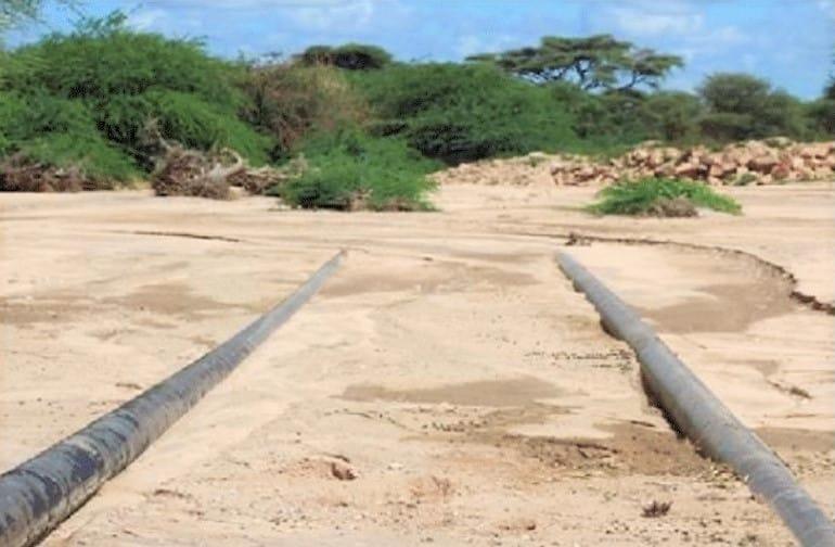 Rapport de cadrage du Projet d'augmentation de la production d'eau de l'aquifère de Lasdhure – Somaliland