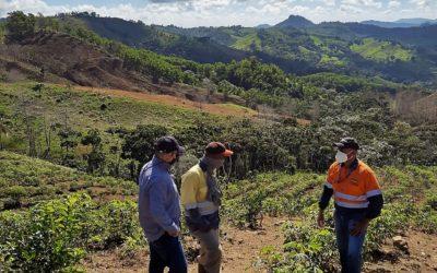 PAR et PRMS dans le cadre du Projet d'extension de la mine d'or Pueblo Viejo – République Dominicaine