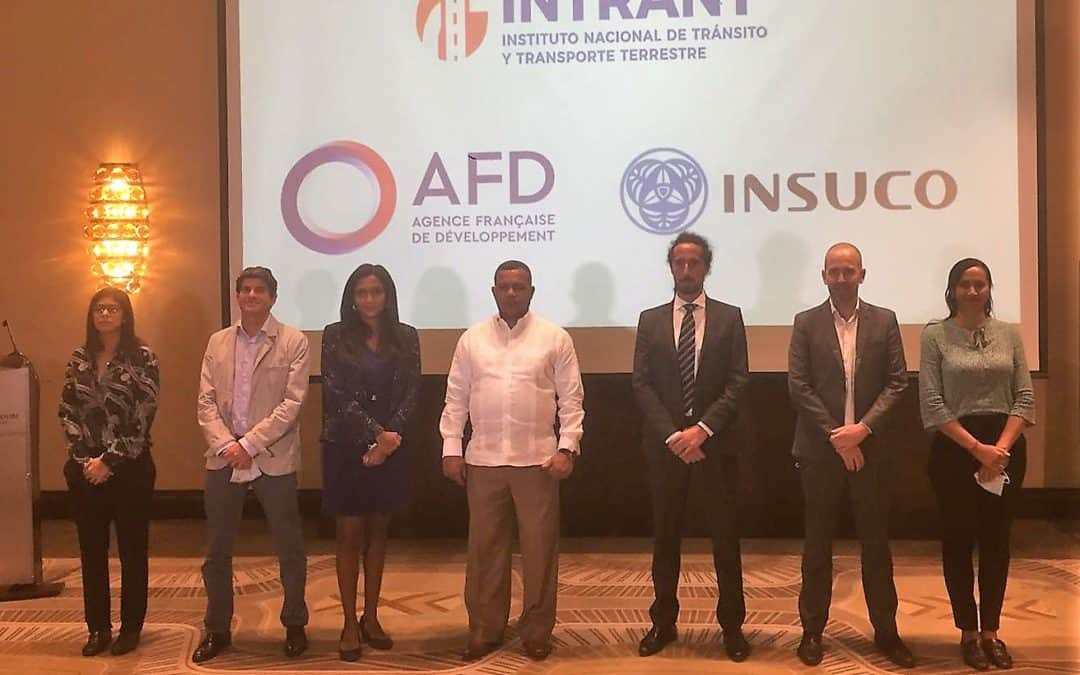 Lancement officiel du Projet d'Evaluation Environnementale et Sociale Stratégique de la réforme des transports et de la mobilité urbaine en République Dominicaine