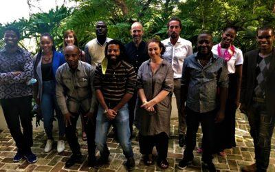 Mission de Pascal et Guillén en République Dominicaine et en Haïti