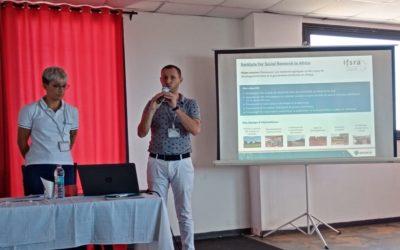 Insuco e el IFSRA participan en el debate sobre los desafíos de la gestión de los recursos naturales en Madagascar