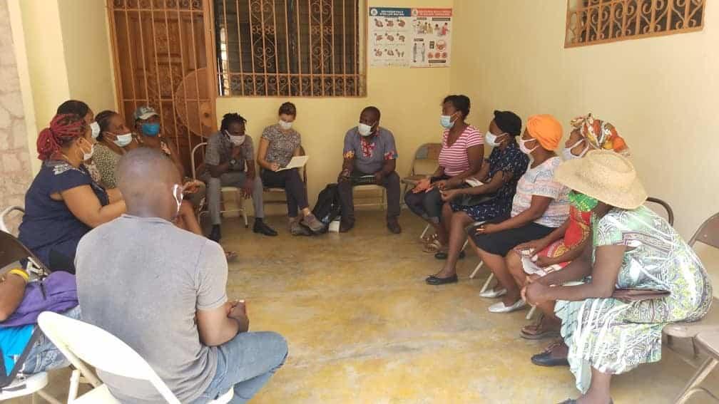 Evaluación del proyecto de microfinancia de PMS – Haití