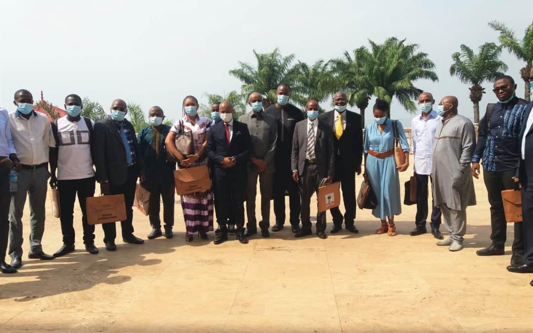 Insuco Guinée a pris part à l'atelier organisé par la Chambre des Mines de Guinée