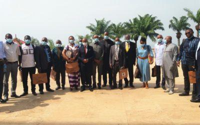 Insuco Guinea participó en el taller organizado por la Cámara de Minas de Guinea