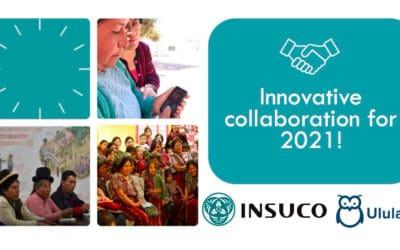 Insuco y Ulula se unen para abordar juntos los retos de la gestión social en tiempos de COVID-19