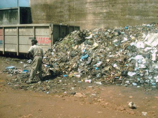 Structuration de la filière aval des déchets de Conakry – Guinée