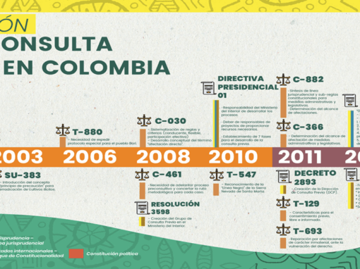 Guidelines for an effective implementation of the Prior Consultation of Indigenous Communities – Colombia