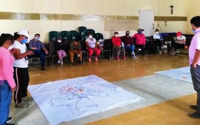 Elaboration de la Vision Buriticá 2040 – Colombie