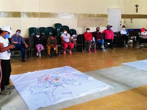 Elaboration of the 2040 Buritica Vision – Colombia