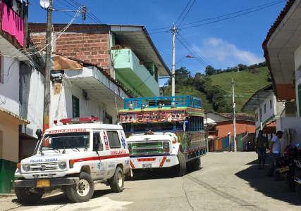 Etude de base pour Collective Mining – Colombie