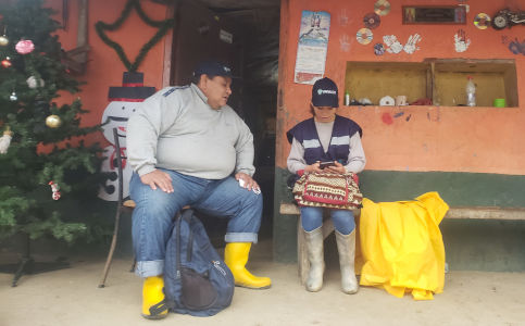 Socio-economic baseline study for Ruta de Cobre – Ecuador