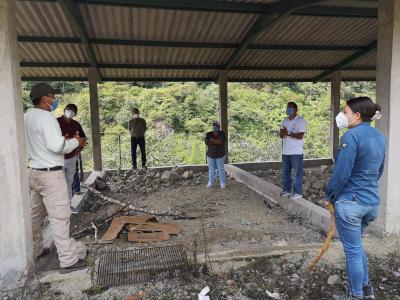 Resettlement Action Plan (RAP) Framework for Solgold – Ecuador