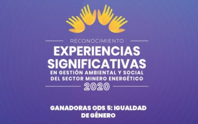 We celebrate the best practices of mining and energy companies in terms of gender equality in Colombia