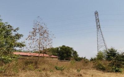 Estudios para la línea eléctrica Maneah-Linsan – Guinea