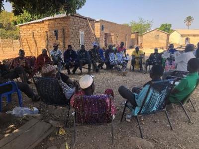 Mise à jour de l'EIES du projet aurifère de Kobada pour ABS Africa – Mali