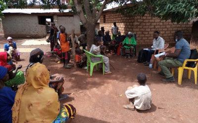 SIA of the Simandou Project mine area for WCS – Guinea