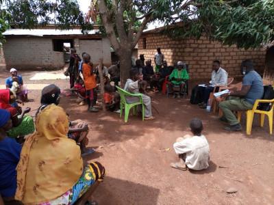EIS de la zone mine du projet Simandou pour WCS – Guinée
