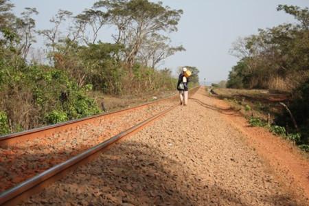 PARC des travaux préliminaires pour le rail du projet minier Simandou pour WCS – Guinée