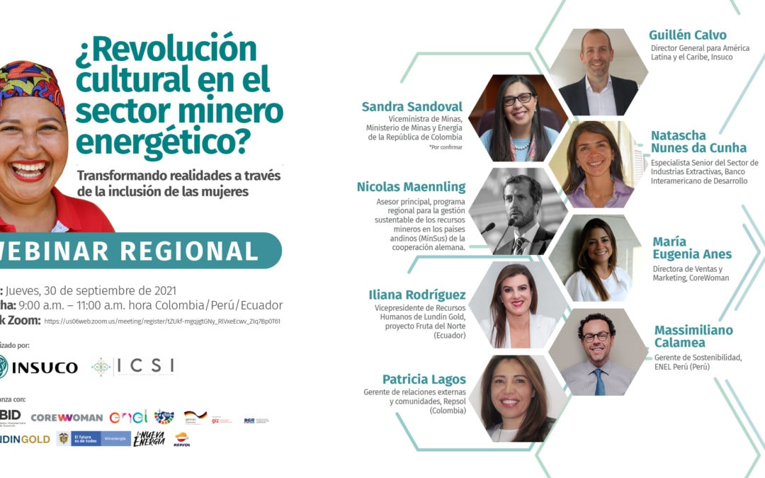 Lancement du Centre Insuco pour l'innovation sociale (ICSI)